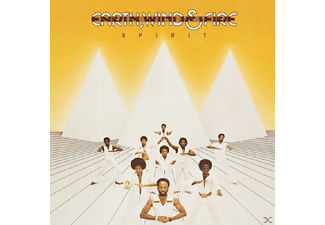 Earth, Wind & Fire - Spirit+5 [CD]