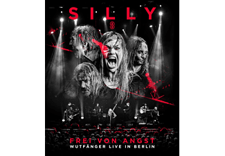 Silly - WUTFÄNGER - DAS KONZERT (LIVE IN BERLIN) [Blu-ray]