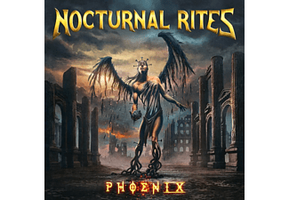 Nocturnal Rites - Phoenix (Limited Edition) (Digipak) (CD)