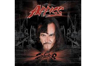 Appice - Sinister (Digipak) (CD)