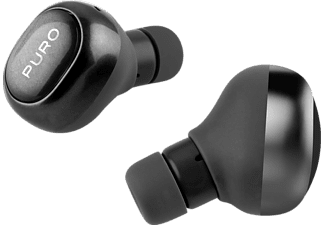 PURO Secret, In-ear Truly Wireless Smart Earphones, Grau