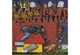 Snoop Doggy Dogg - Doggystyle (CD)