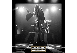 Blues Pills - Lady In Gold - Live In Paris (Digipak) (Blu-ray + CD)