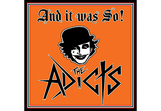 The Adicts - And It Was So! (CD)