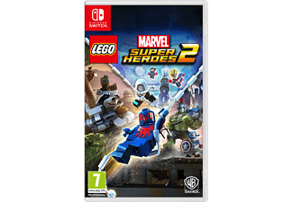Warner Bros LEGO Marvel Super Heroes 2 Nintendo Switch (1000653922)