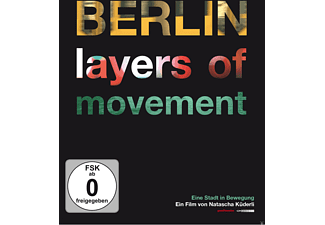 Berlin - Layers of Movement - (DVD)
