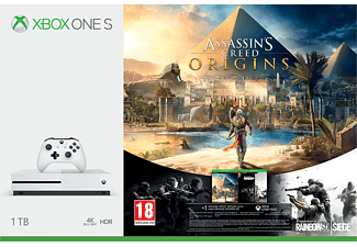 MICROSOFT Xbox One S 1TB Assassin's Creed Origins