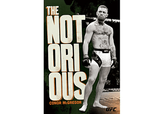 Conor McGregor Poster THE NOTORIOUS