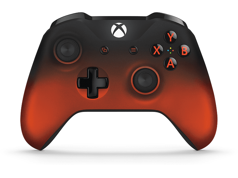 MICROSOFT Xbox Wireless Controller - Volcano Shadow Special Edition gaming απογείωσε την gaming εμπειρία αξεσουάρ xbox one