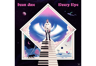 Ivan Ave - Every Eye (LP+MP3) [LP + Download]