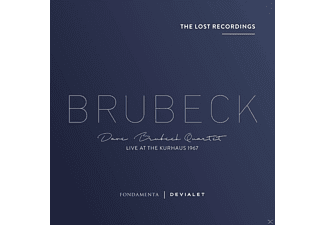 The Dave Brubeck Quartet - Live At The Kurhaus 1967 - (CD)
