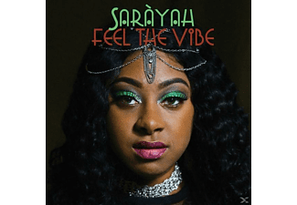 Sarayah - Feel The Vibe - (CD)