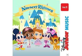 Rob Cantor - Disney Junior Music Nursery Rhymes Vol.1 [CD]
