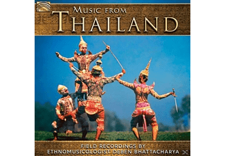 Deben Bhattacharya - Music From Thailand [CD]