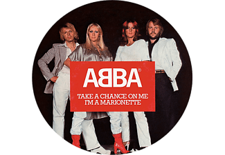 "Abba - Take a Chance on Me (Picture Vinyl, Limited Edition) (Vinyl SP (7"" kislemez))"