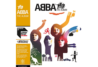 Abba - The Album (45 RPM Half Speed Mastering Gatefold, Limited Edition) (Vinyl LP (nagylemez))