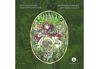 Magnard Ensemble, Rebecca Kenny - Little Red Riding Hood/Dirty Beasts/3 Little Pigs - (CD)