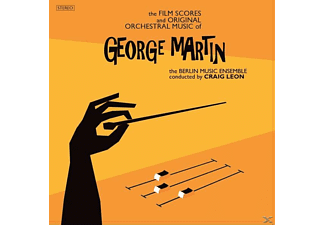 George Martin - The Film Scores And Original Orchestral Music - (Vinyl)
