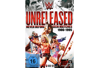 UNRELEASED-NEVER BEFORE SEEN MATCHES 1986-1995 - (DVD)