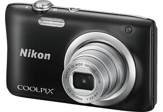 Nikon A100 Zwart Digitale Fotocamera