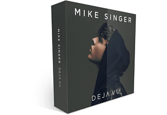 Mike Singer - Deja Vu (Limitierte Fanbox) [CD + DVD Video]