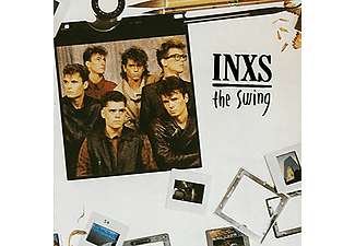 Inxs - The Swing (2011 Remastered Edition) (Vinyl LP (nagylemez))
