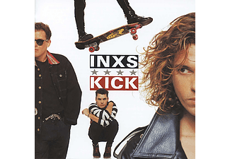 Inxs - Kick (2011 Remastered Edition) (Vinyl LP (nagylemez))