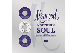 VARIOUS - Mirwood Northern Soul (Vinyl) - (Vinyl)