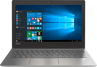 LENOVO 120S-11IAP, Notebook mit 11.6 Zoll Display, Celeron® N3350 Prozessor, 2 GB RAM, 32 GB eMMC, HD-Grafik 500, Mineral Grey