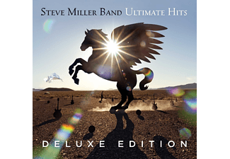 Steve Miller Band - Ultimate Hits (Deluxe, Limited Edition) (Vinyl LP (nagylemez))