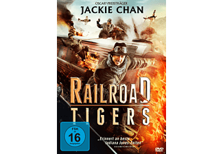 Railroad Tigers - (DVD)