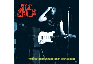 Larry Wallis - The Sound Of Speed - (CD)