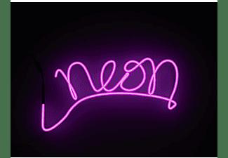 Neonlicht Effekt Schriftzug DIY Neon Leuchtreklame