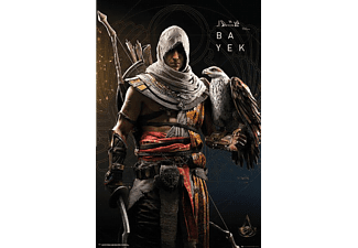Assassin's Creed Origins Poster Bayek