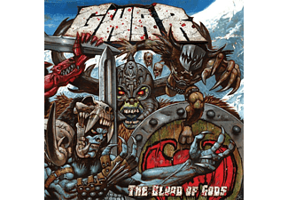 Gwar - The Blood of Gods - (CD)