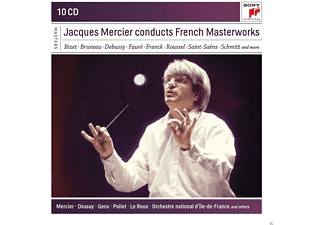 Orchestre National D'Île-De-France - Masterworks of the late 19th Century in France - (CD)