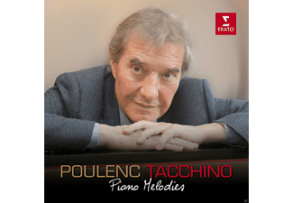 Gabriel Tacchino - Piano Melodies - (CD)