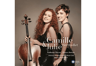 Camille Bertholet, Julie Bertholet, Guillaume Vincent, Ensemble Appassionato - #3 [CD]