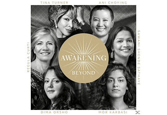 TURNER,TINA/DECHEN,SHAK-DAGSAY/REGULA,CURTI - Beyond Awakening - (CD)