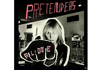 The Pretenders - Alone (Special Edition) [CD]