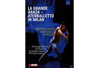 Aterballetto - La grande danza:Aterballetto in Milan - (DVD)