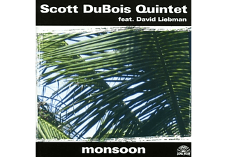 Scott Dubois Quintet, David Liebman - Monsoon Feat. David Liebman - (CD)