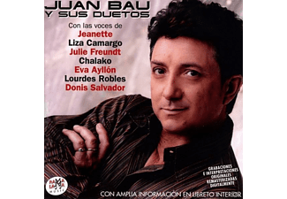 Juan Bau - Y Sus Duetos - (CD)