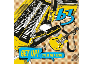 B3 - Get Up! Live At The A-Trane [CD]