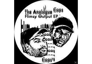 The Analogue Cops - Flimsy Output EP [Vinyl]