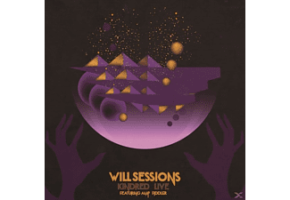 Will Sessions - Kindred Live (feat. Amp Fiddler) - (CD)