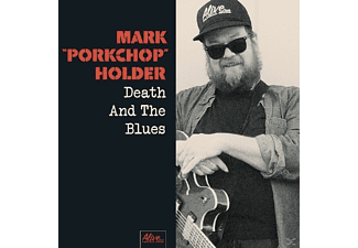 Mark 'Porkchop' Holder - Death & The Blues [CD]