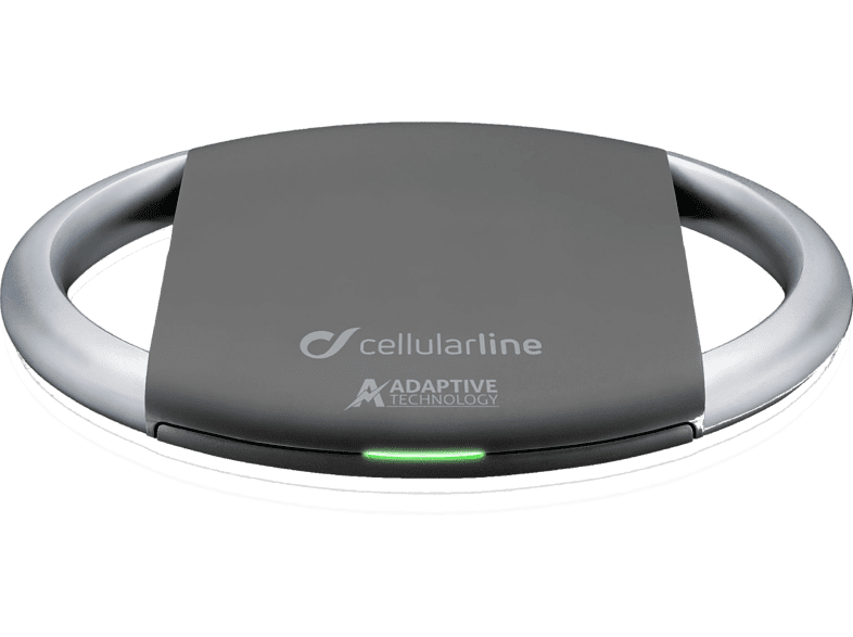CELLULAR LINE Qi Wireless Fast Charging Pad 13.5W smartphones   smartliving αξεσουάρ κινητών φορτιστές