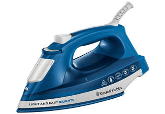 RUSSELL HOBBS 24830-56 Light&Easy Brights Kék Vasaló