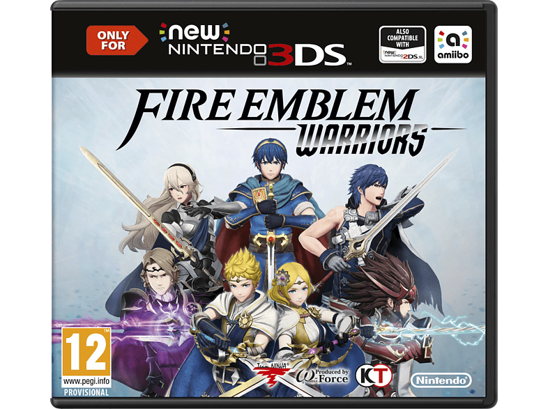 Fire Emblem Warriors Nintendo 3DS gaming φορητές κονσόλες games 2ds  3ds
